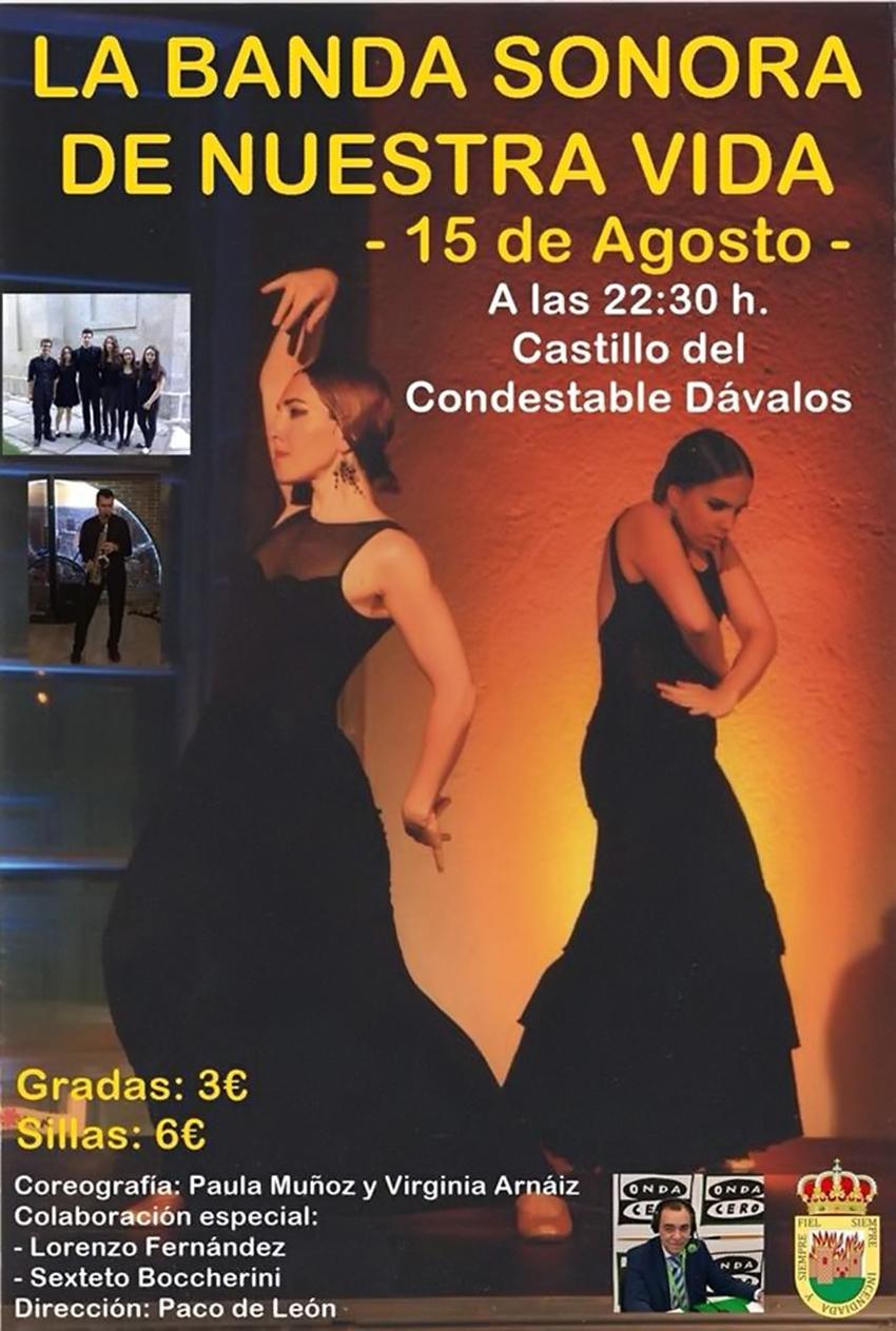 La Banda Sonora de Nuestra Vida - Arenas de San Pedro - TiétarTeVe