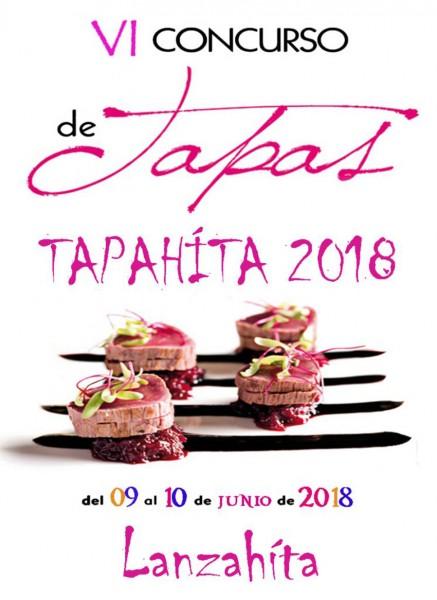 Concurso de Tapas TapaHíta 2018 en Lanzahíta - TiétarTeVe