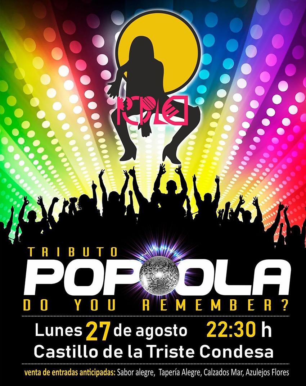 Tribujo a PopOla - Arenas de San Pedro - TiétarTeVe