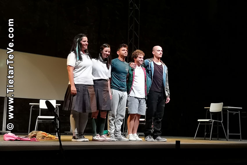 "I Festival de Teatro ""Triste Condesa"" - Arenas de San Pedro - TiétarTeVe"