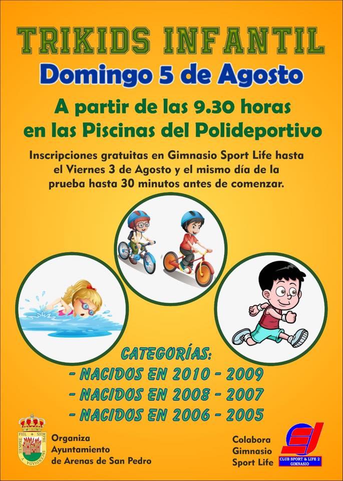 Trikids Infantil - Arenas de San Pedro - TiétarTeVe
