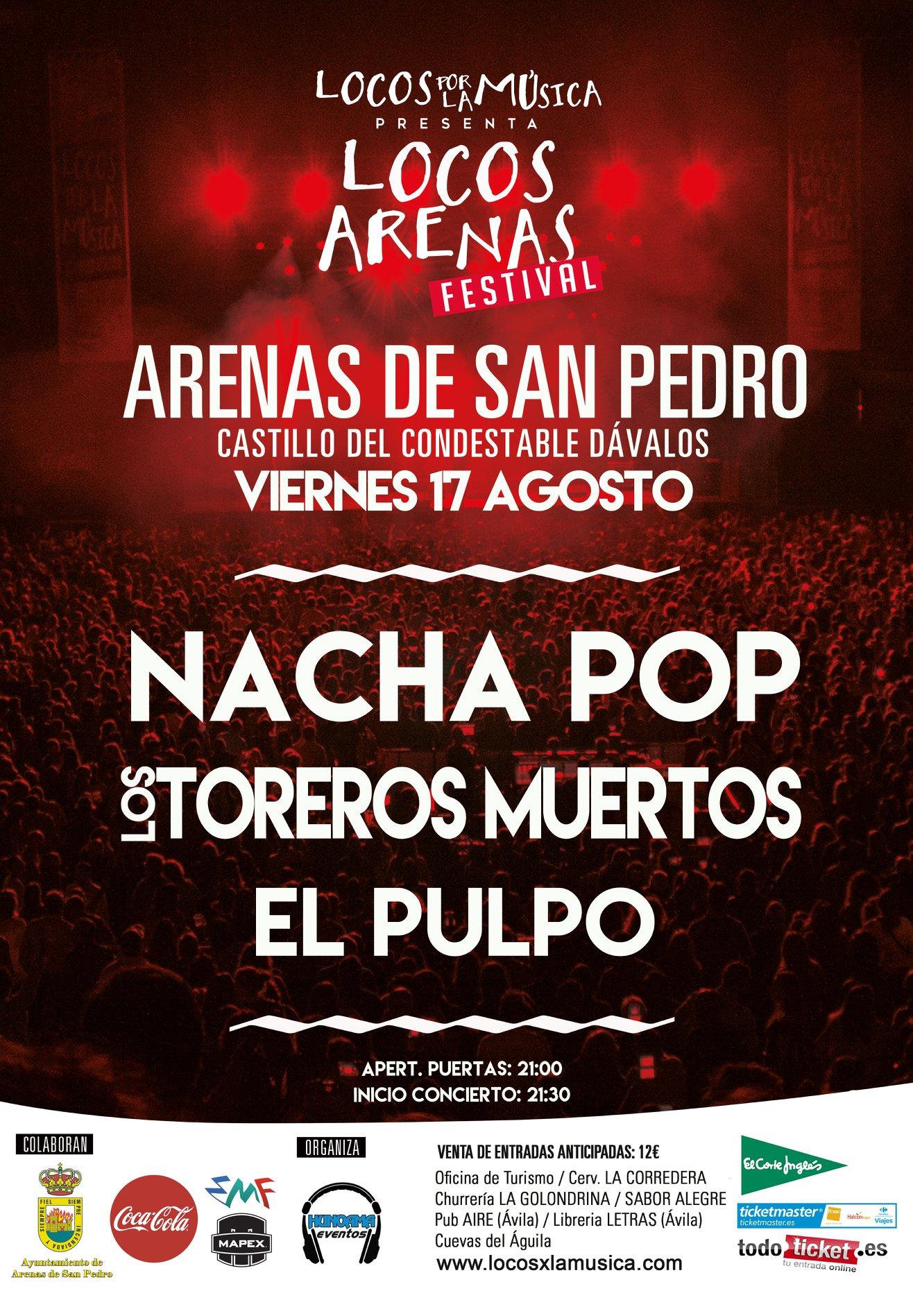 Locos x Arenas - Arenas de San Pedro - TiétarTeVe
