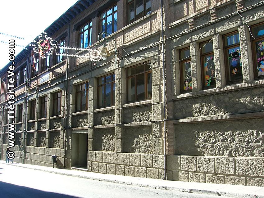 CEIP Zorrilla Monroy - Escuelas Nacionales - Arenas de San Pedro - TiétarTeVe