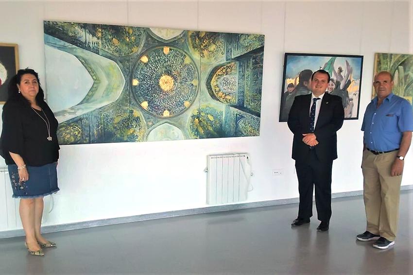 Exposición Itinerante en Casillas - TiétarTeVe