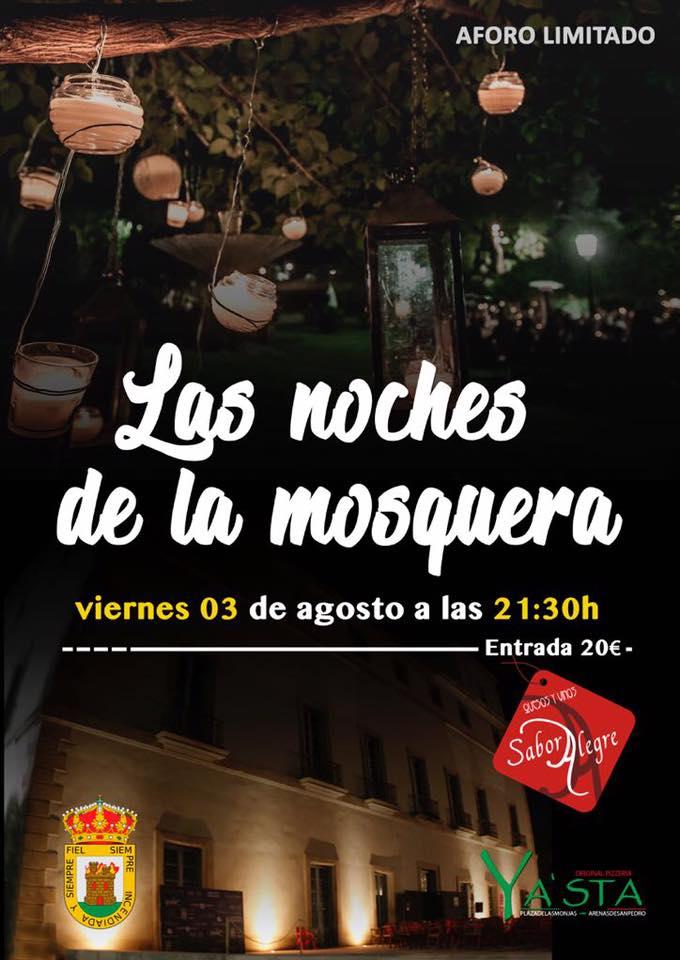 Las Noches de la mosquera - Arenas de San Pedro - TiétarTeVe