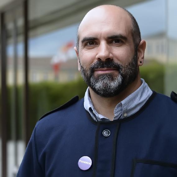 Ricardo Lopez - Podemos CyL - TiétarTeVe
