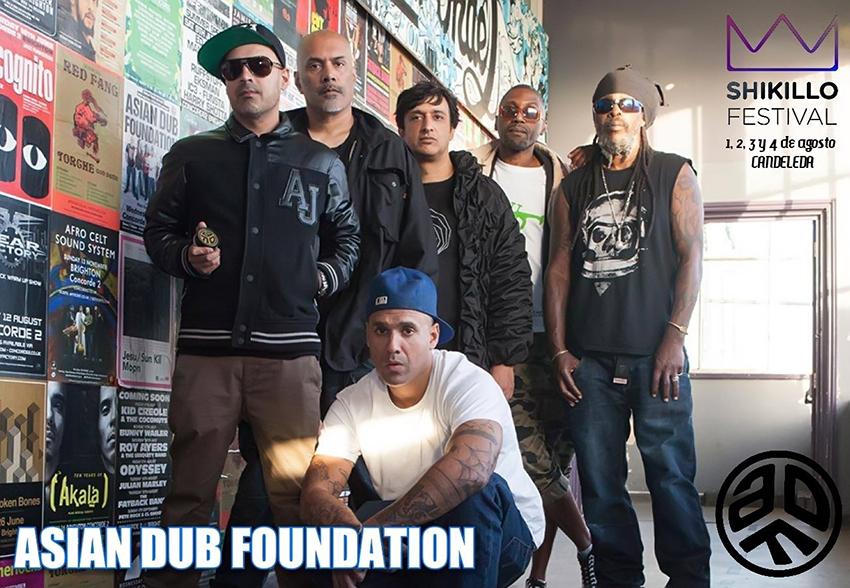 Shikillo Festival 2018 - Asian Dub Foundation copia