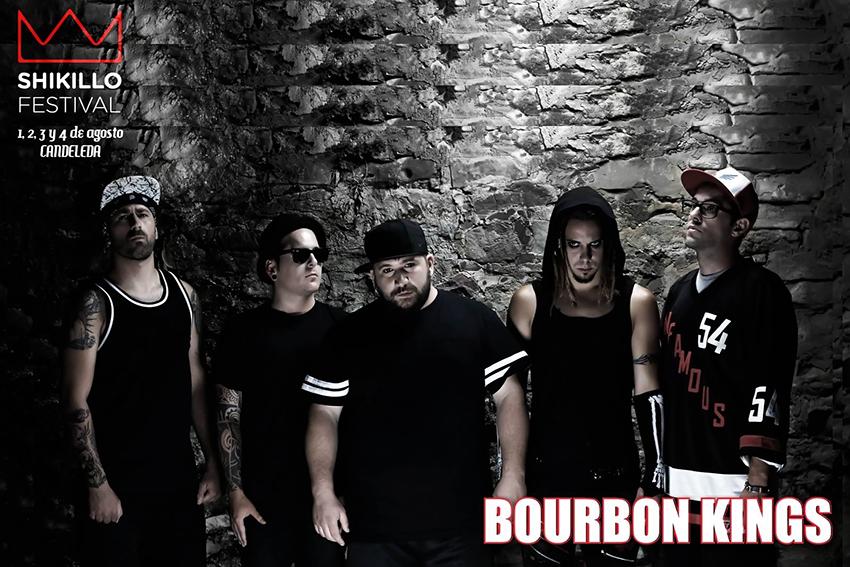Shikillo Festival 2018 - Bourbon Kings - TiétarTeVe