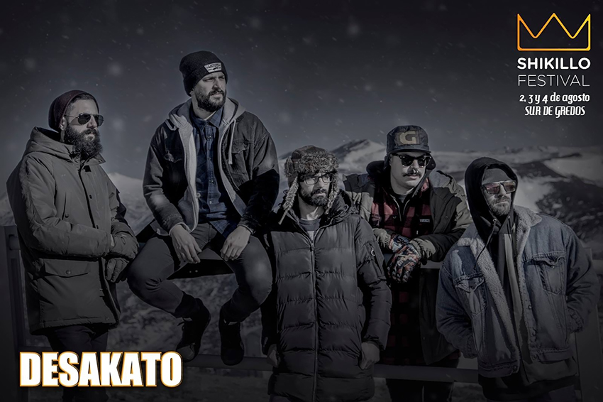 Shikillo Festival 2018 - Desakato - TiétarTeVe