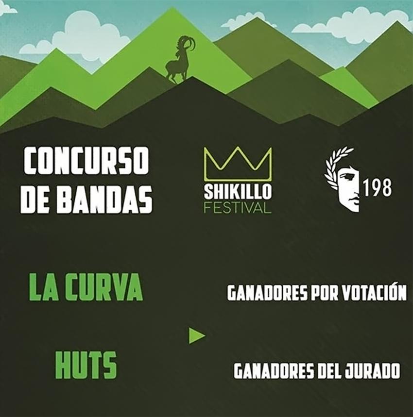 Shikillo Festival 2018 - Ganadores Bandas - TiétarTeVe
