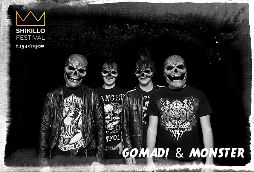 Shikillo Festival 2018 - Gomad! & Monster - TiétarTeVe