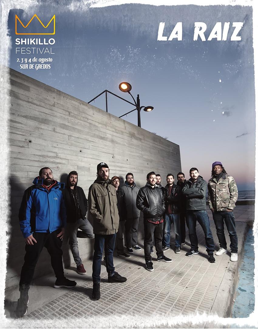Shikillo Festival 2018 - La Raiz - TiétarTeVe
