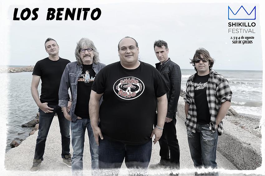 Shikillo Festival 2018 - Los Benito - TiétarTeVe