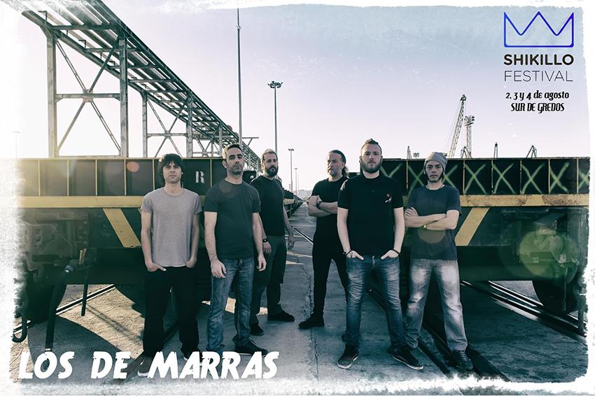 Shikillo Festival 2018 - Los de Marras - TiétarTeVe