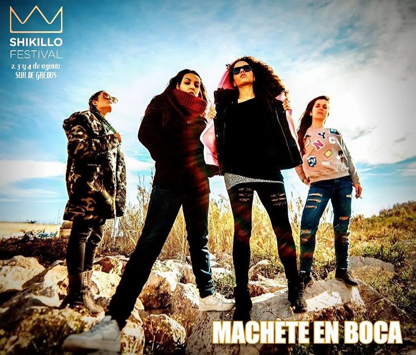 Shikillo Festival 2018 - Machete en Boca - TiétarTeve