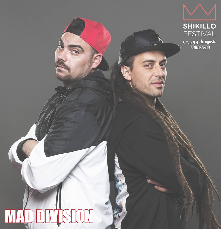 Shikillo Festival 2018 - Mad Division - TiétarTeVe