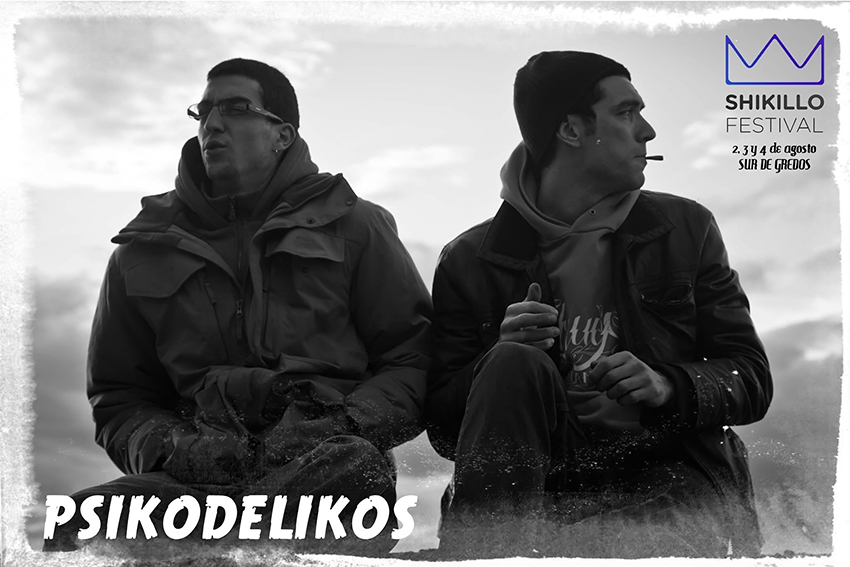 Shikillo Festival 2018 - Psikodelikos - TiétarTeVe