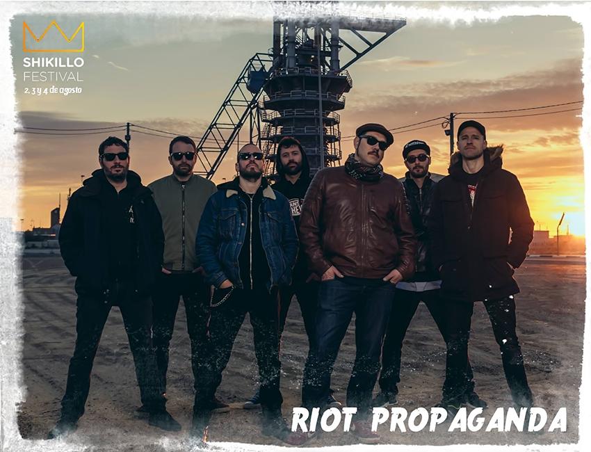 Shikillo Festival 2018 - Riot Propaganda - TiétarTeVe