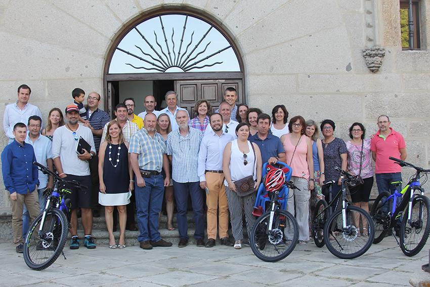 Jornada Informativa Proyecto Moveletur - Ávila - TiétarTeVe