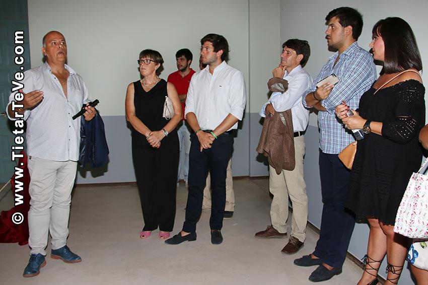 Exposición de Trajes Regionales - Arenas de San Pedro - IX Jornadas Palaciegas - TiétarTeVe