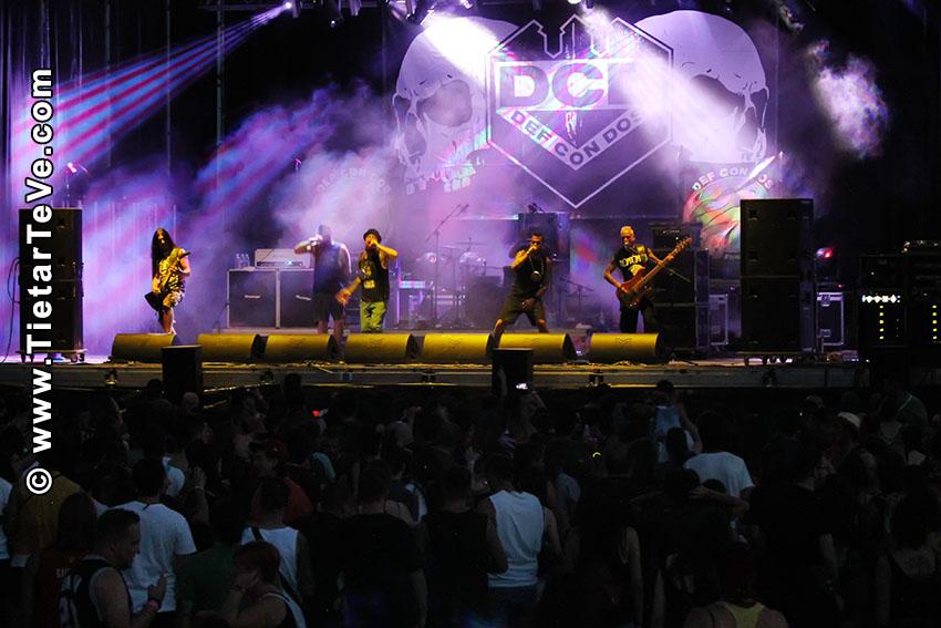 VII Shikillo Festival - Candeleda - Def Con Dos - TiétarTeVe
