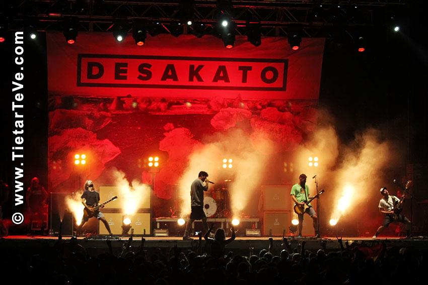 VII Shikillo Festival - Candeleda - Desakato - TiétarTeVe