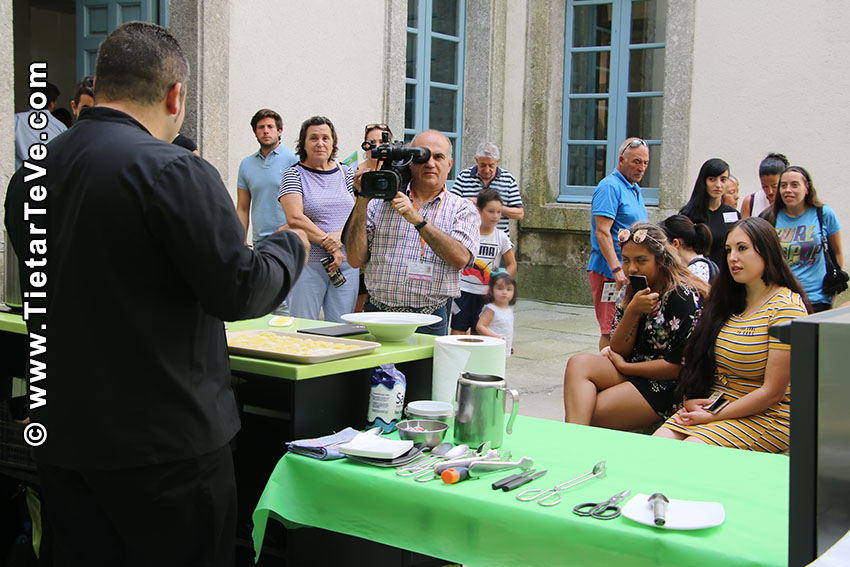 Ávila Auténtica en las IX Jornadas Palaciegas de Arenas de San Pedro - TiétarTeVe