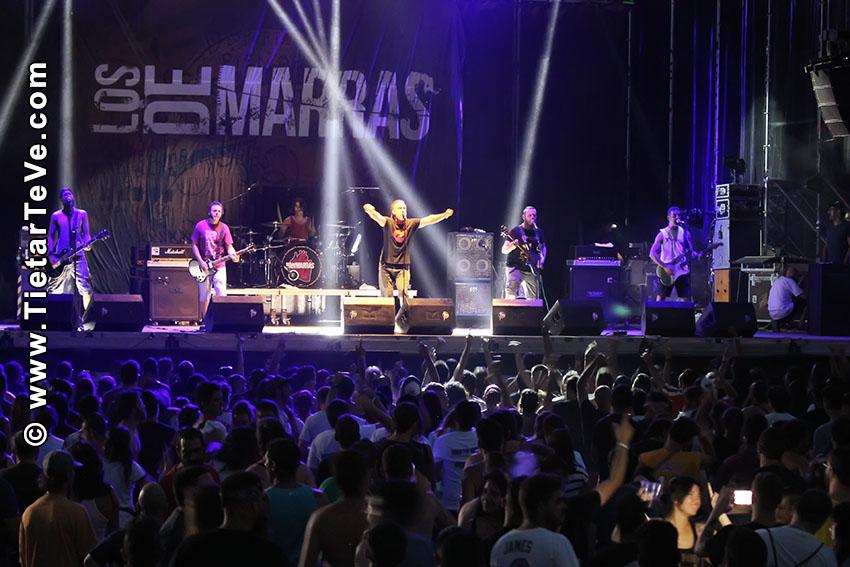 VII Shikillo Festival - Candeleda - Los de Marras - TiétarTeVe
