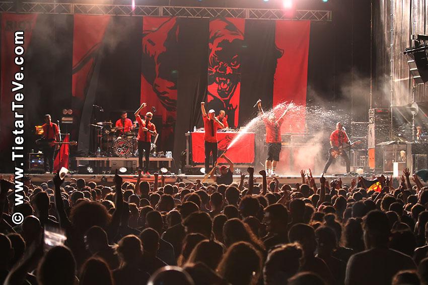 VII Shikillo Festival - Candeleda - Riot Propaganda - TiétarTeVe