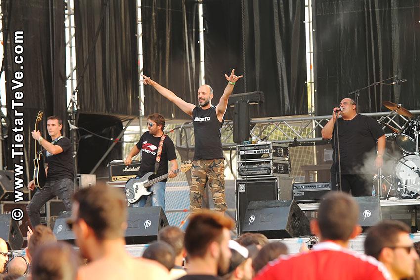 VII Shikillo Festival - Candeleda - Los Benitos  - TiétarTeVe
