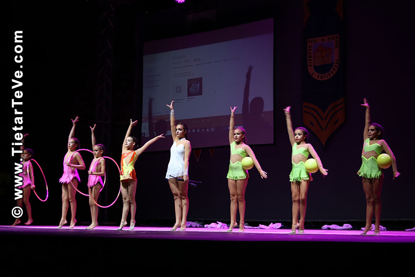 Gala Presentación del Club Deportivo Arenas - Arenas de San Pedro - TiétarTeVe