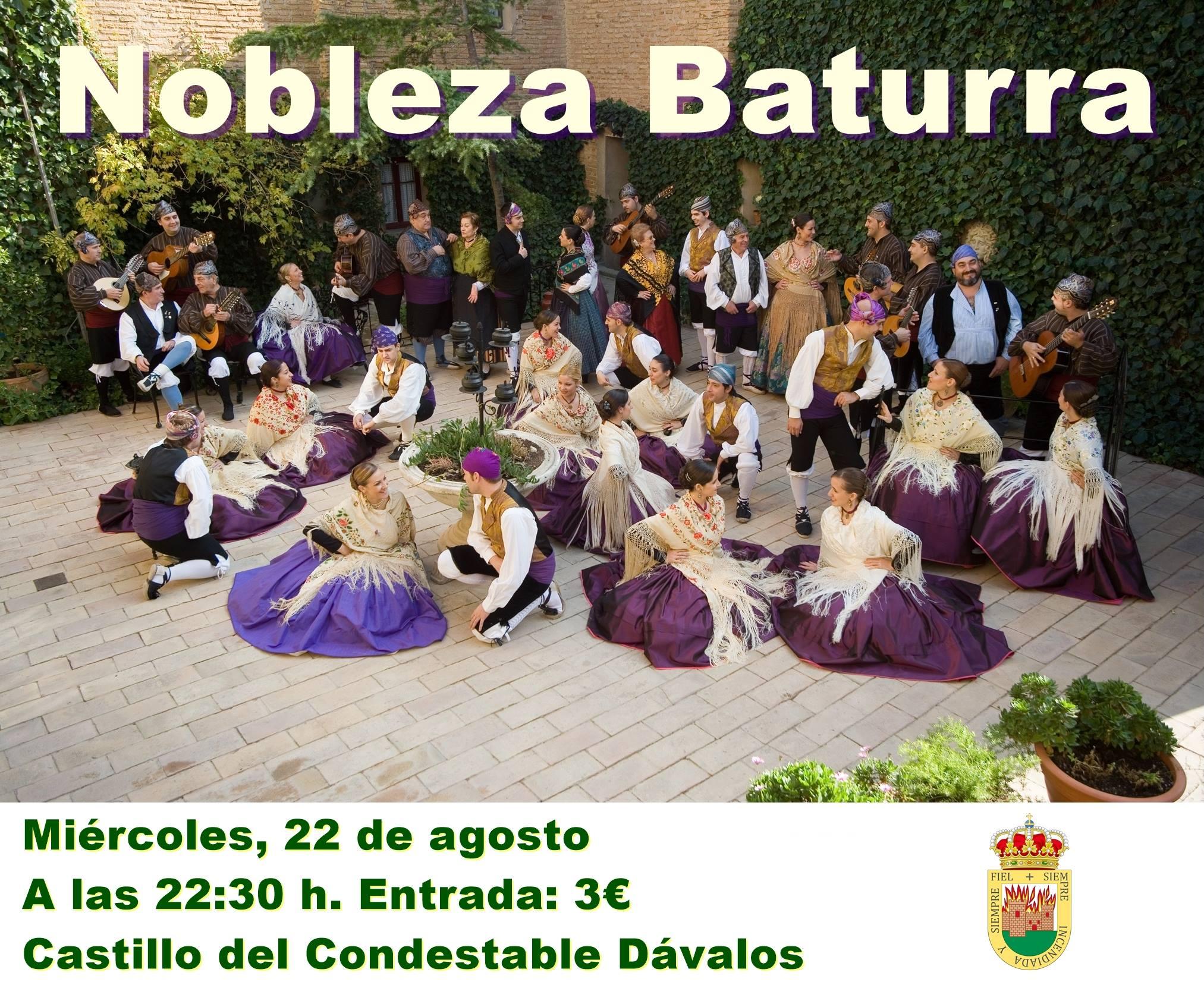 Nobleza Baturra - Arenas de San Pedro - TiétarTeVe