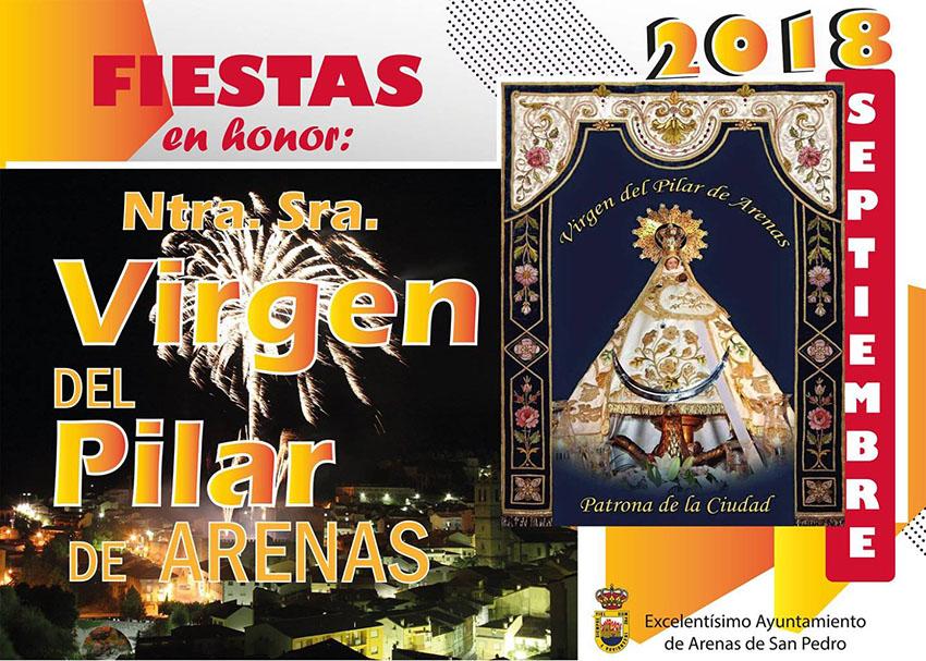Fiestas del Pilar de Arenas - Arenas de San Pedro - TiétarTeVe