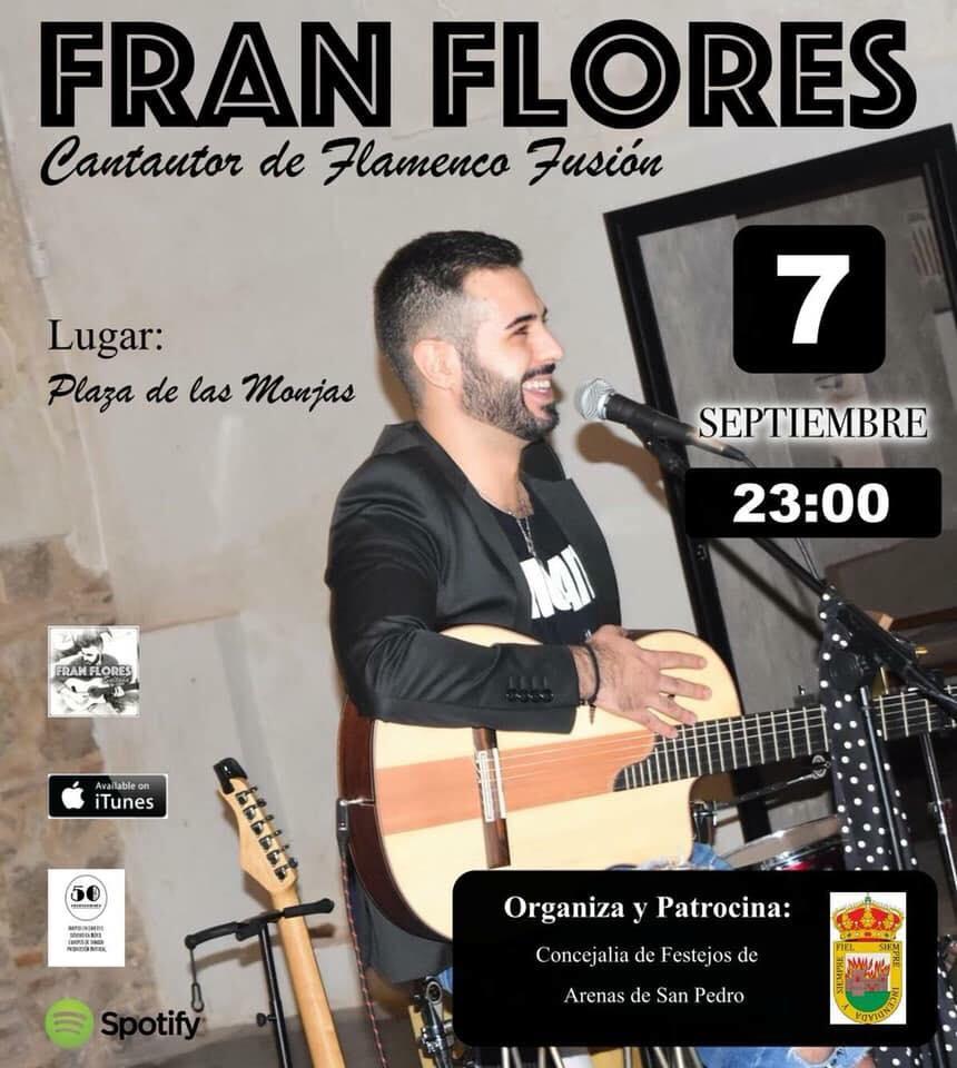 Fran Flores -  Arenas de San Pedro - TiétarTeVe
