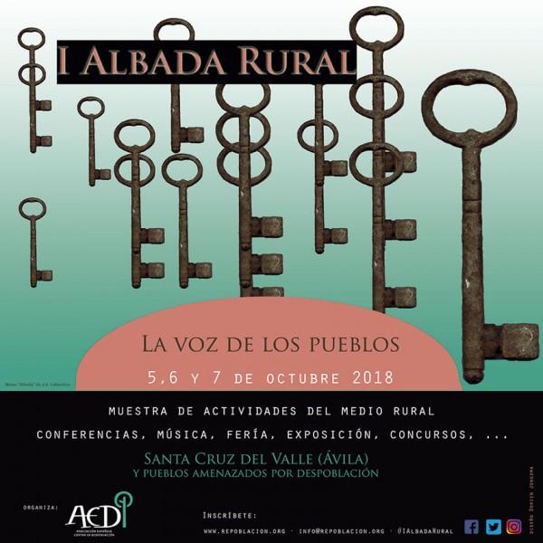 I Albada Rural - Santa Cruz del Valle - TiétarTeVe