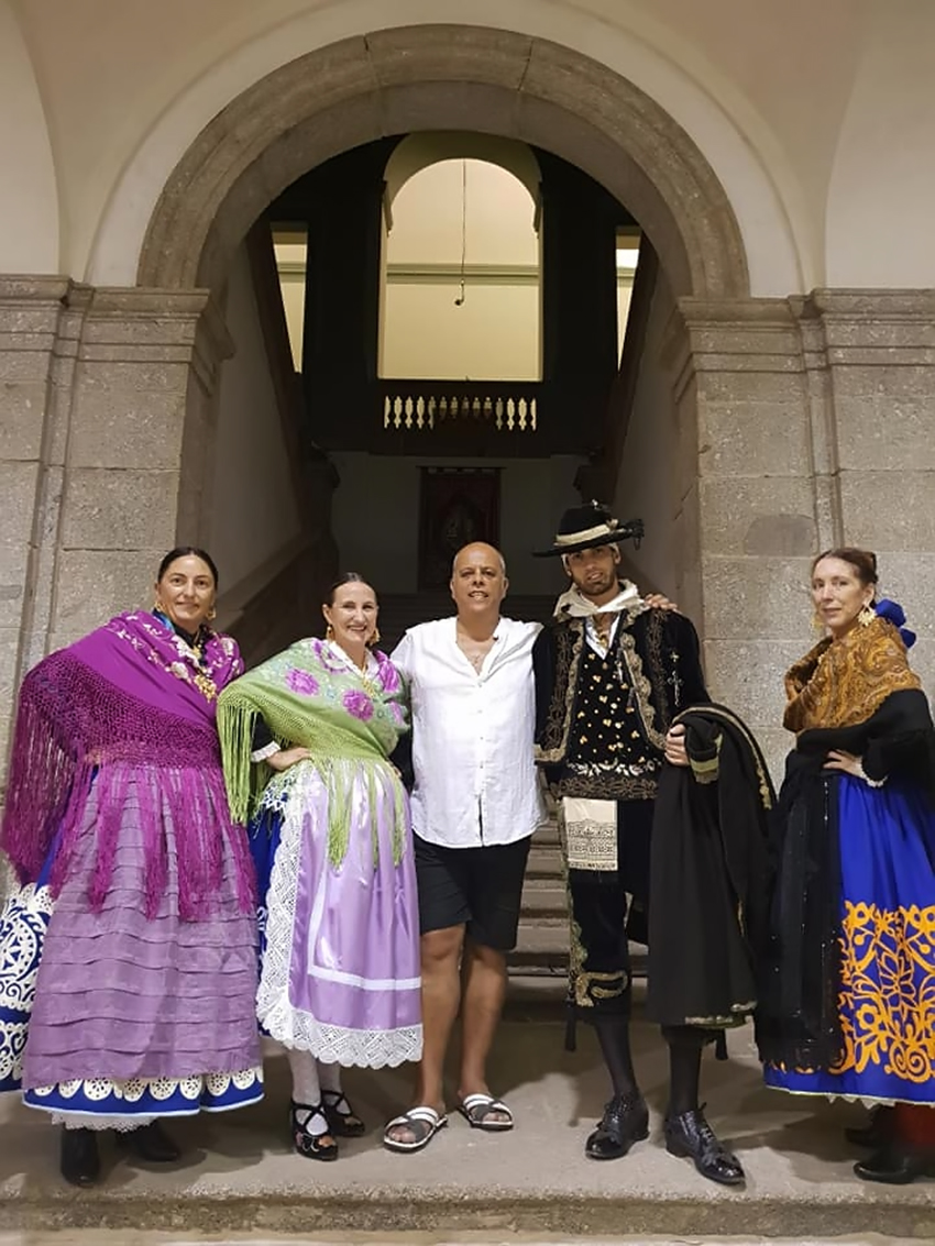 Daniel Peces Ayuso - Desfile Folclore - Arenas de San Pedro - TiétarTeVe