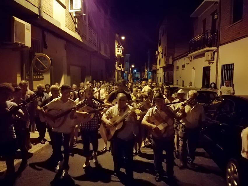 XXIV Festival Pedro Vaquero - Candeleda - Rondas Calles - TiétarTeVe
