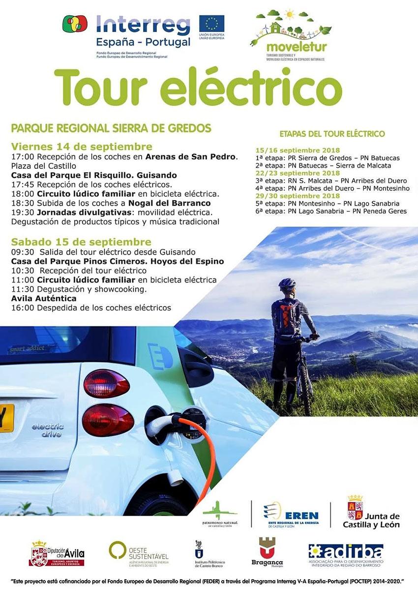 Tour Eléctrico Moveletur - TiétarTeVe