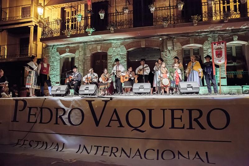 XXIV Festival Pedro Vaquero - Candeleda - Actuación sábado Revolvereda - TiétarTeVe