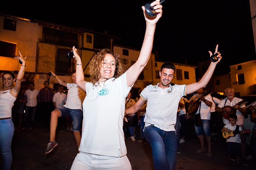 XXIV Festival Pedro Vaquero - Candeleda - Rondas Calle- TiétarTeVe