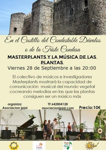 Masterplants en Arenas de San Pedro - TiétarTeVe