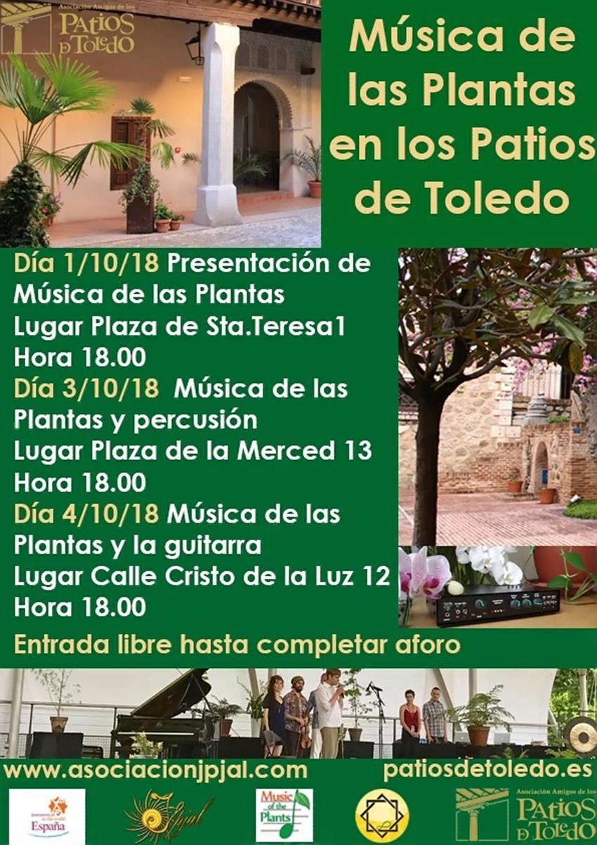 Patios de Toledo - TiétarTeVe