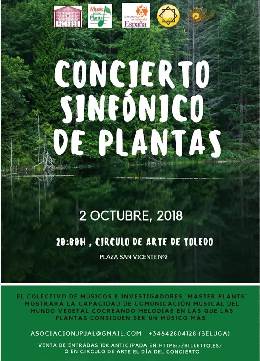 Concierto Sinfónico de Plantas - TiétarTeVe