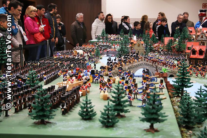 """Exposición Playmobil - Recreación Histórica """"3Naciones"""" - Astorga - TiétarTeVe"""