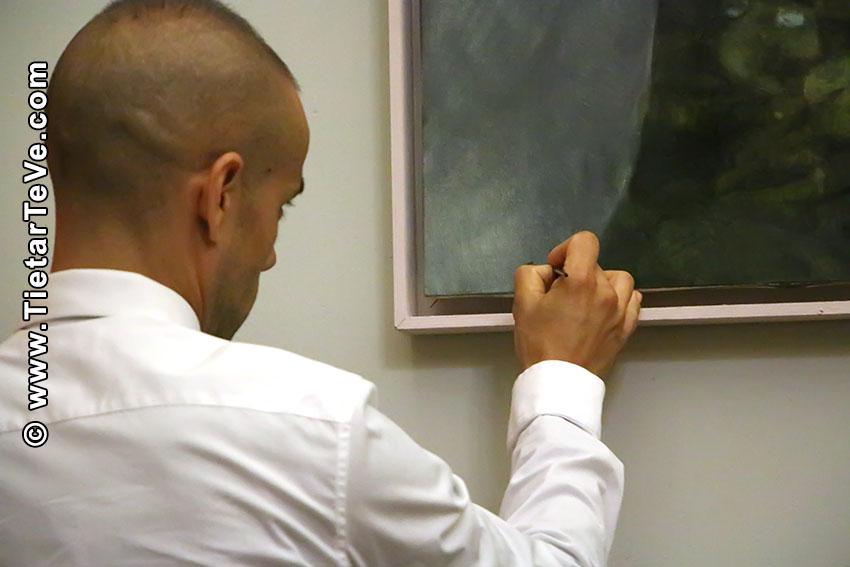 Premio Gredos de Pintura de Arenas de San Pedro 2018 - TiétarTeVe