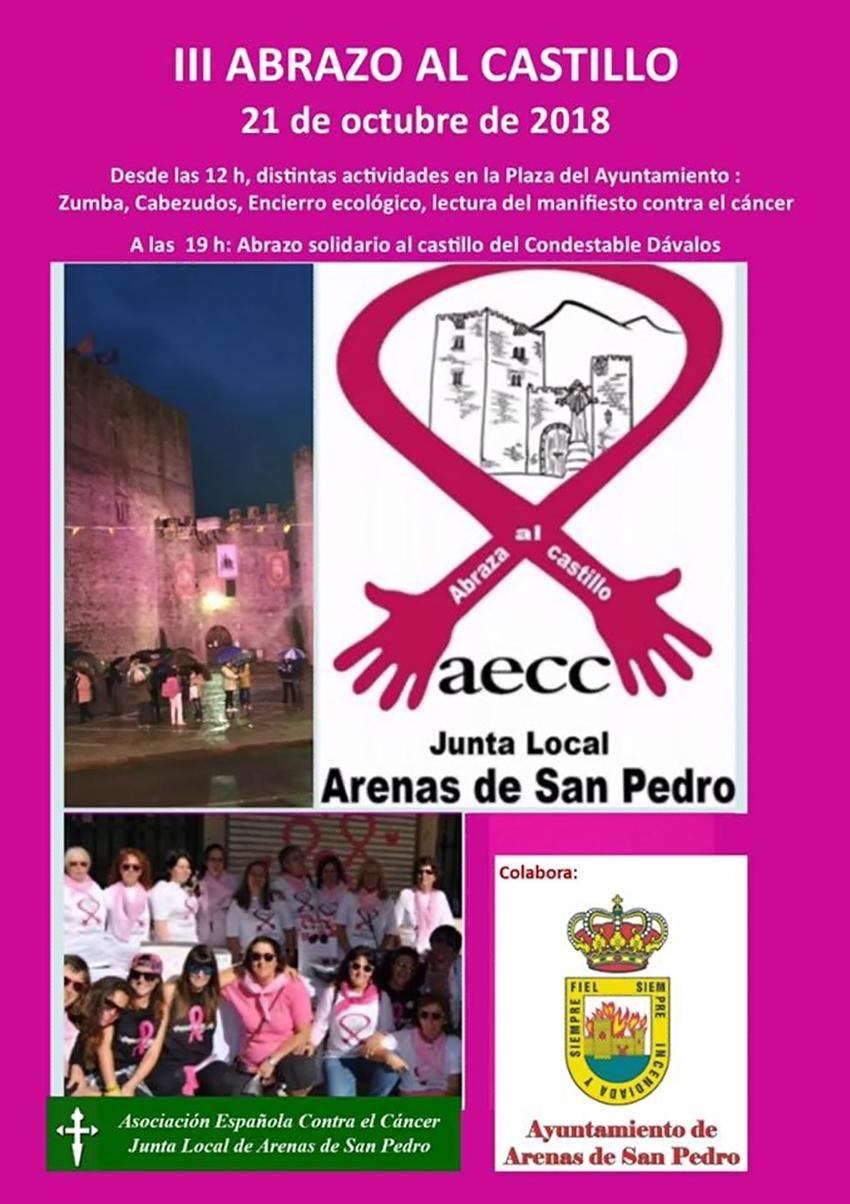 III Abrazo al Castillo - Arenas de San Pedro - TiétarTeVe