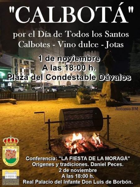 Calbotá - Arenas de San Pedro - TiétarTeVe