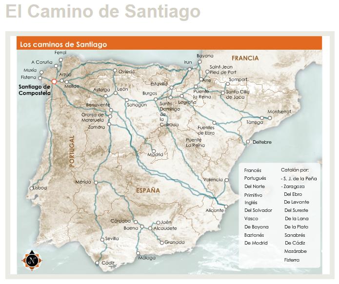 Camino de Santiago - TiétarTeVe