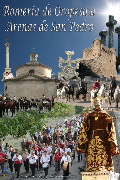 Romería de San Pedro de Alcántara - Arenas de San Pedro - TiétarTeVe