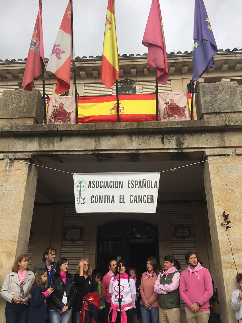 Dia Contra el Cáncer de Mama - Arenas de San Pedro - TiétarTeVe